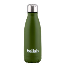 Reusable Drink Bottle in khaki