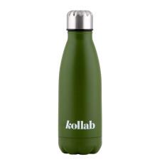 Reusable Drink Bottle in khaki
