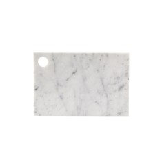 Carrara Marble Cheese Board