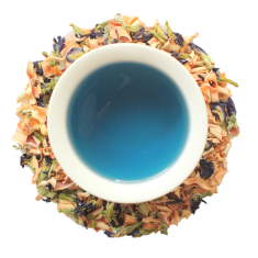 Color Changing Blue Tea 100% Organic & Hand Blended