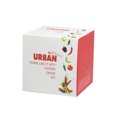 Urban Greens Some Like it Hot Grow Kit