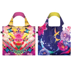 LOQI Shinpei Naito collection reusable bag (various designs)