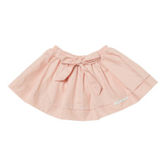 Marley full skirt in dust pink