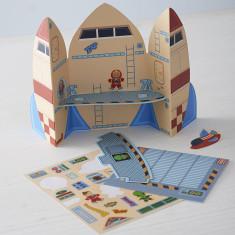 Build a Rocket activity kit
