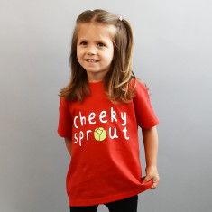 Personalised Sprout Children's T Shirt