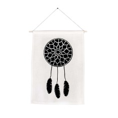 Dream catcher handmade wall banner