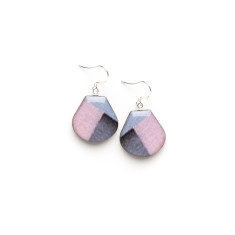 Drop earrings: trio