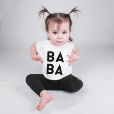 Baba Baby Bib