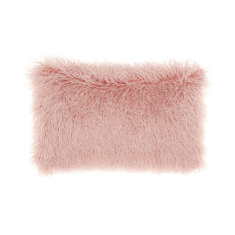 Lark blush cushion
