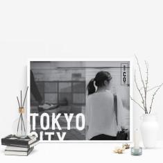 Tokyo City Print