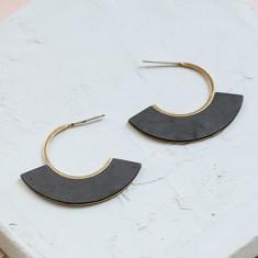 Memphis Hoop Earrings