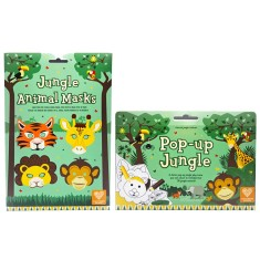 Jungle Activity Bundle
