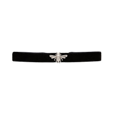 The Grand Bee Choker - Silver