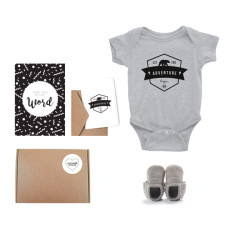 New Baby Adventure Gift Bundle