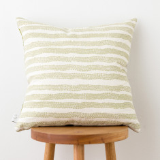 Pebbles & Correa cushion cover