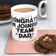 Team Dad Mug