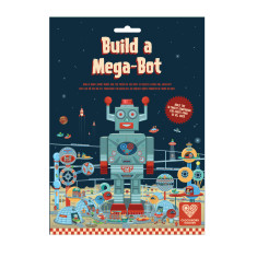 Build a Mega-Bot Giant Robot