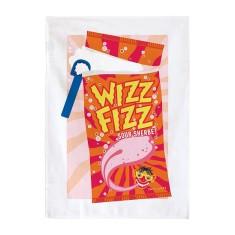 iconic wizz fizz tea towel