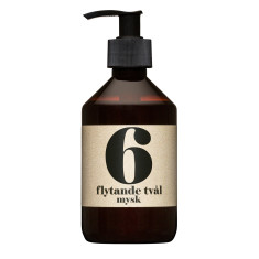 Hand & Body Wash No.6 Musk