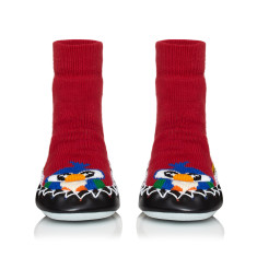 Baby's polly moccasin slippers
