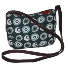 Tamelia cotton canvas Seed smile bag