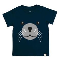 Kids' seal t-shirt