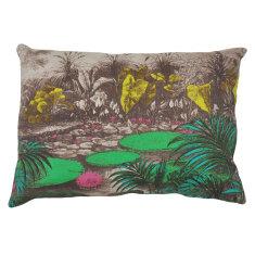 Jurassic Garden Cushion
