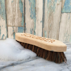 Scrubber Household Wooden Cleaning Brush