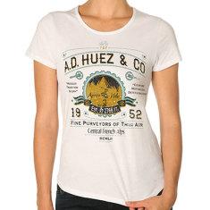 A.D. Huez & Co. tee