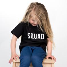 Squad Children's T Shirt