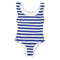 Sailor one piece bodysuit in navy