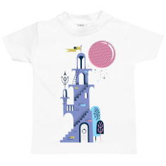 Bubble Tower Tee