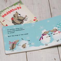 Hedgehugs Children's Board Book