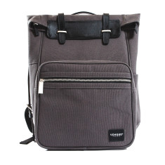 Venque - Arctic Fold Backpack In Grey