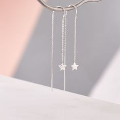Super Star Chain Earrings