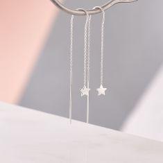 Super Star Chain Earrings