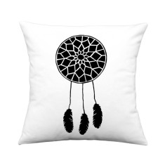 Dream catcher handmade cushion cover