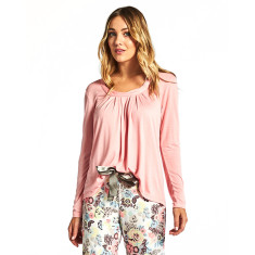 Tilly Top in Pink