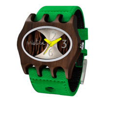 Kamera watch in green