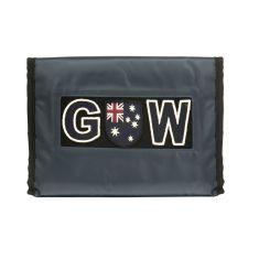 Personalised hanging wash bag