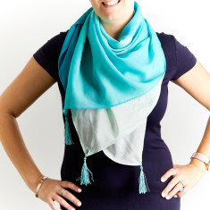 Renee 100% Silk Scarf