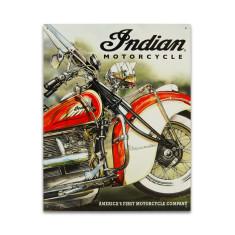 Indian America's Pioneer