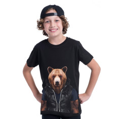 Bear kid's tee