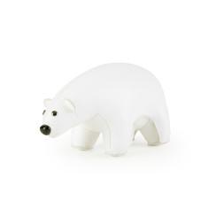 Zuny paperweight classic polar bear