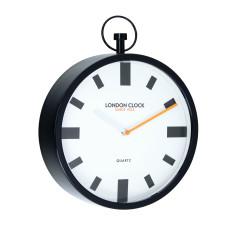 London Clock Company Spotlight Metal Wall Clock 30cm
