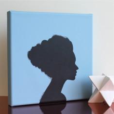 Bespoke Silhouette Portrait