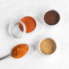 Make Your Own Personalised Barbecue Rub Kit