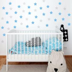 Stars Wall Stickers