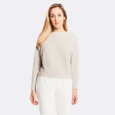 Carla Sweater in Oatmeal Marle