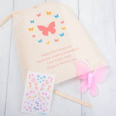 Decorate Your Own Butterfly Craft Kit And Gift Bag